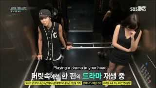 [ENG SUB] Rookie King Channel BTS 방탄소년단 Hidden Camera Cut