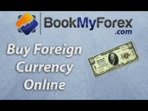 India's First Online Currency Exchange and Foreign Remittances Portal - BookMyForex.com
