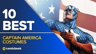 10 Best Captain America Costumes
