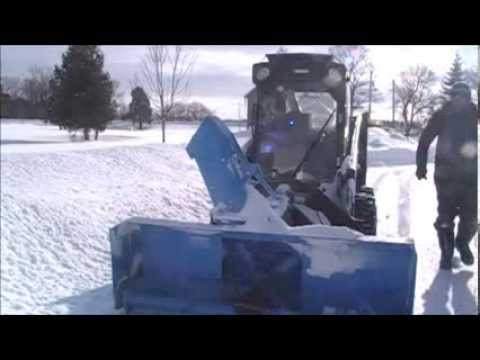 How to make your snow blower throw further