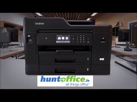 Brother MFC-J6930DW A3 Multifunction All in One Inkjet Printer at Huntoffice.ie!