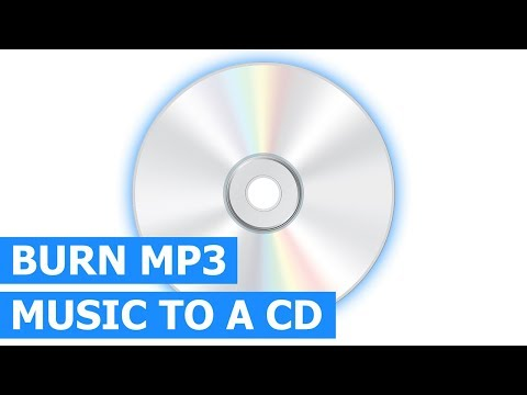 How to Burn MP3 Files & Folders to CD using K3b in Linux (Linux Mint & Ubuntu)