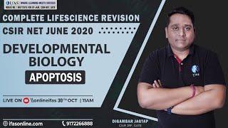 COMPLETE LIFE SCIENCE REVISION | CSIR NET JUNE 2020 | DEVELOPMENTAL BIOLOGY | APOPTOSIS