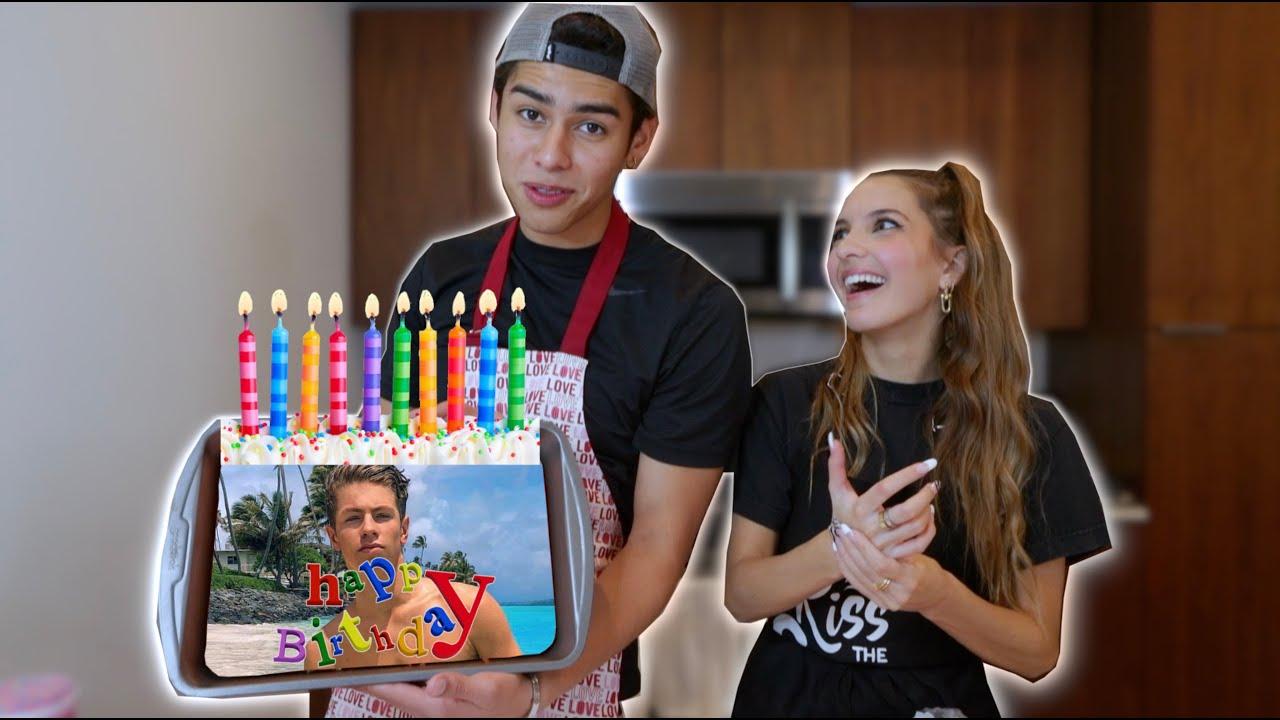 BAKING A CAKE w/ Lexi Rivera!!