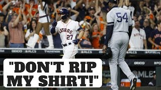 Astros Cheating in 2019 ALCS?