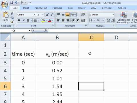 Regester's Using Excel 2007 Tutorial #5: Using Greek letters, symbols, subscripts and superscripts