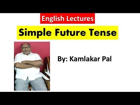 Simple Future Tense by Mr. Kamlakar Pal.