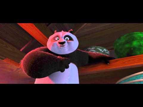 Kung Fu Panda - Cookie Scene