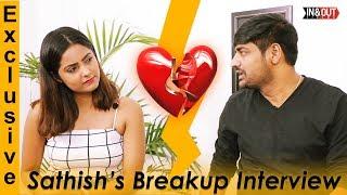 Download EXCLUSIVE: Actor Sathish OpensUp His Love Break Secret | Harini Rameshkrishnan | SIP Short Film Video