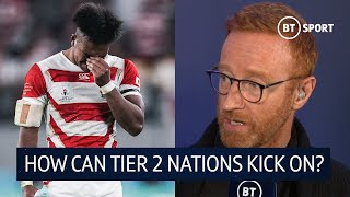 How can World Rugby help 'Tier 2' nations get better? | GP Tonight