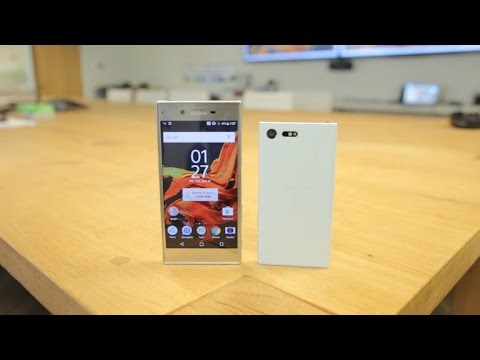 Sony Xperia XZ vs Xperia X Compact: ¿Cuáles son las diferencias?