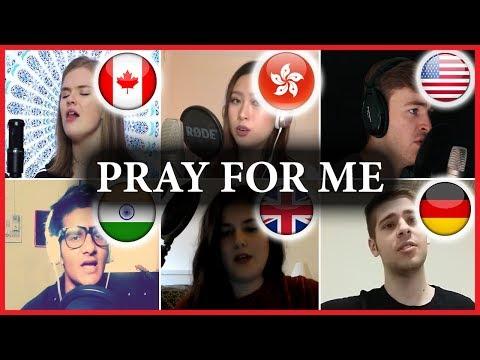 Who sang it better: Pray for me (Canada, USA, India, Hong Kong, UK, Germany)