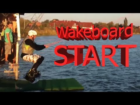 Learn the 3 Beginner and 1 Pro Wakeboard Starts in 68 seconds.