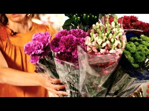 How to Inspect Flowers for Freshness | Wedding Flowers