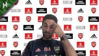 How to solve a problem like Mesut Ozil I Wolves v Arsenal I MIkel Arteta press conference