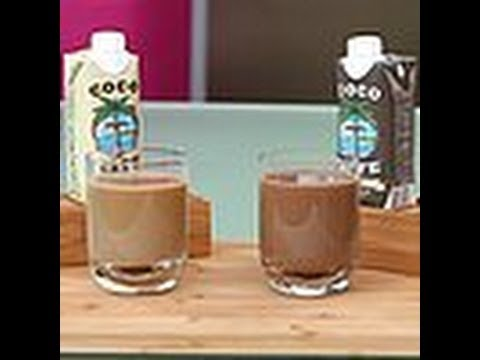 Hydrate and Caffeinate All in One: Coco Cafe's Coconut Water Coffee
