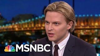 Farrow Recounts Struggles At NBC News Over Weinstein Reporting | Rachel Maddow | MSNBC