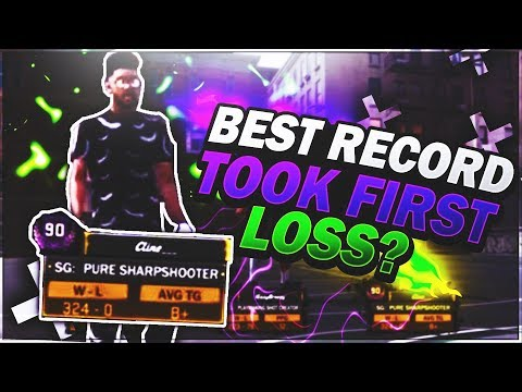 BEST UNDEFEATED RECORD IN NBA 2K18 TAKES FIRST LOSS?!😞😢 DID I SELLOUT? • PLAYGROUNDS GONE WRONG😡
