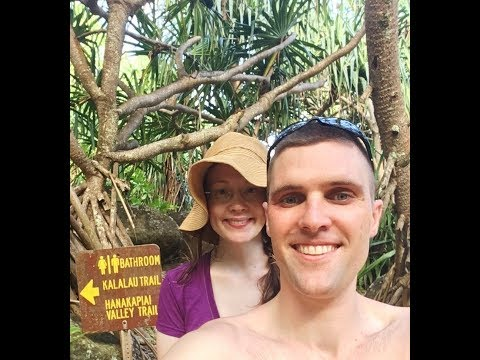 Kalalau Trail Part 1 - Kauai Hawaii 2017