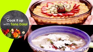 Cook It Up With Tarla Dalal - Ep 5 - Vegetable Broth, Rice Noodles Khowsuey and Creamy Chocolate Pie