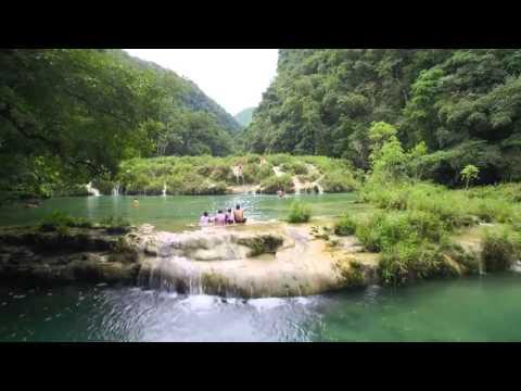 Semuc Champey, Alta Verapaz - Guatemala