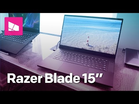 Razer Blade 15 hands-on: Your new favorite gaming laptop
