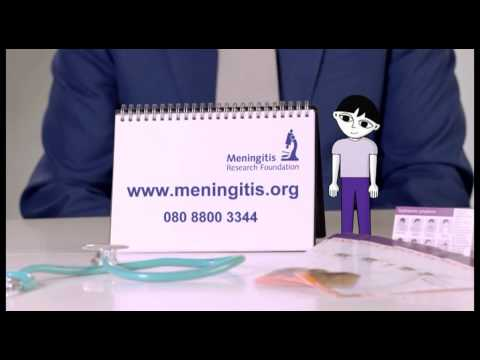 What are the symptoms of meningitis and septicaemia?