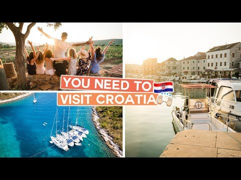 Why You Need To Visit Croatia - Medsailors