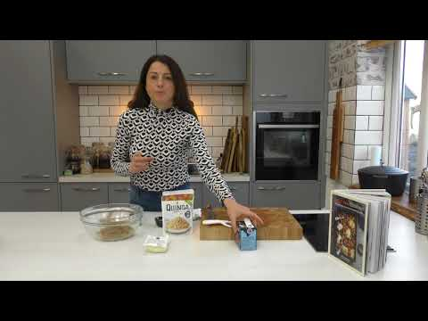 Jenny Tschiesche Cooks From Her New Cook Book Recipe 2