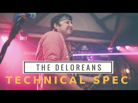 The Delorerans // Technical Info // Book at Warble Entertainment