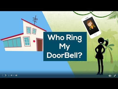 Who Ring My Doorbell - RaspberryPi Home Security Project