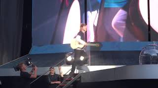 Castle on the Hill - Ed Sheeran - Manchester 24/05/18