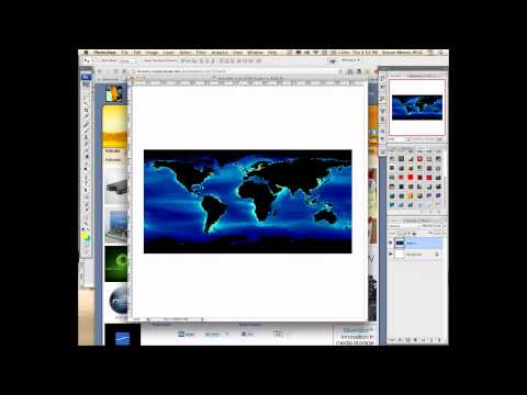 How to Convert a Rectangular Image to a Parallelogram