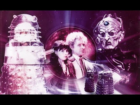 Revelation of the Daleks | The Nerd Corners Doctor Who Show