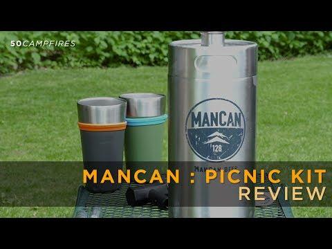 ManCan 128 Picnic Kit: Review