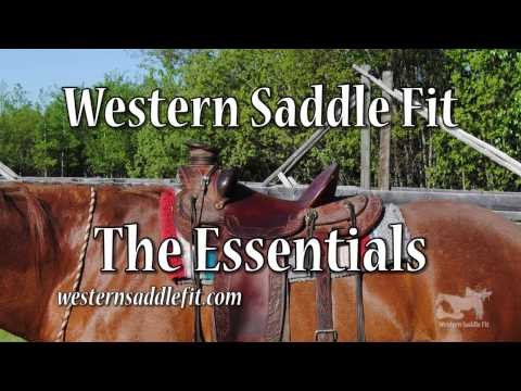 Western Saddle Fit - the Essentials