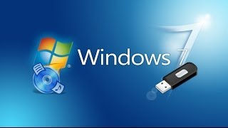 How To Format Windows 7 By Using Usb Flash Drive Easy Way 2015