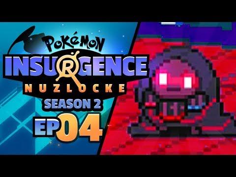 WHAT POKÉMON IS THIS?! - Pokémon Insurgence Nuzlocke (Episode 4)