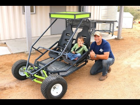 Off Road Go Kart - How to Build