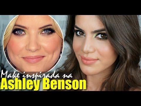 Make inspirada na Ashley Benson (Hanna de PLL)