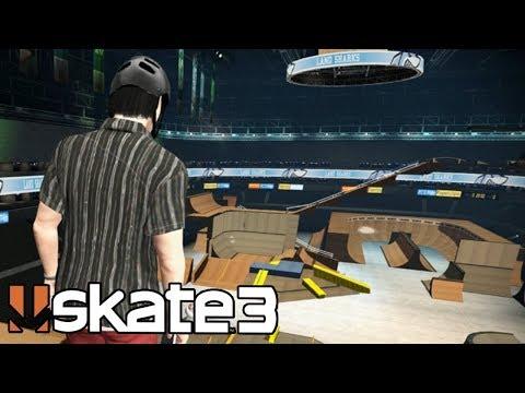 Skate 3: AMAZING CUSTOM MEGA PARK!?