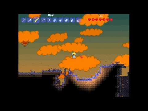 Terraria Multiplayer Server! on Hamachi