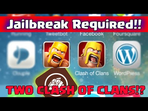✅How to Have Multiple Clash Royale (Clash Royale 2017) Accounts on iOS
