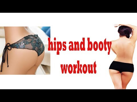 how to widen your hips || hips and booty workout || grow your side booty