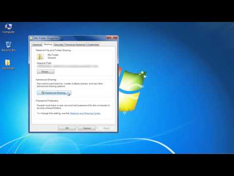 How to Set 777 Permissions in Windows 7