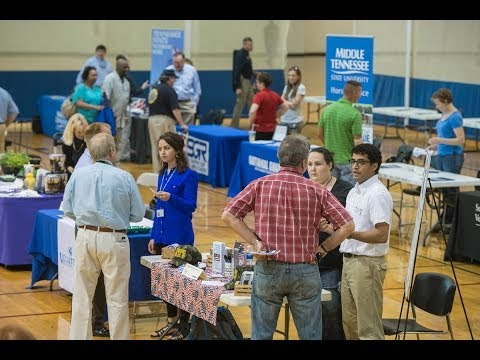 MTSU's 'Veterans and Family Benefits Expo' helps vets