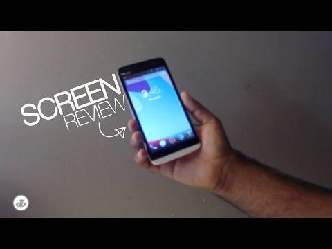 BLU Studio 5.5S - Screen Review