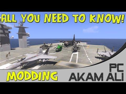 Arma 3 - How to Install Mods