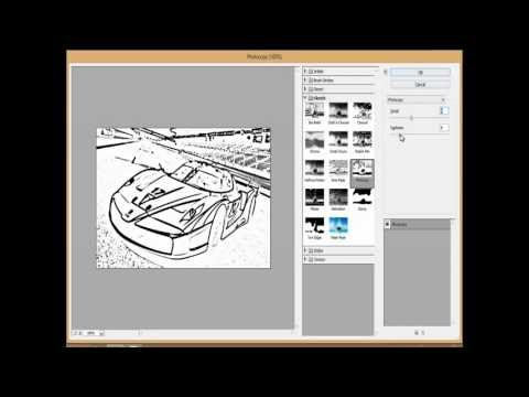 How To: Create A Tattoo Stencil Using Photoshop HD