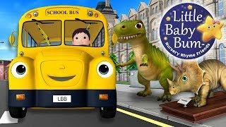 Wheels On The Bus | Part 16 | Nursery Rhymes | Original Song By LittleBabyBum!
